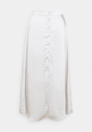 JETTA SKIRT - Spódnica trapezowa - eggnog