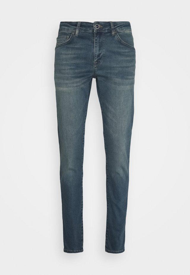 BATES - Jeans slim fit - green cast