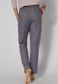 Triumph - MIX & MATCH TAPERED - Pyjama bottoms - pebble grey - 2