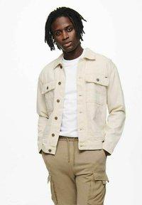 Only & Sons - Veste en jean - raw cotton - 0
