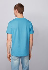 BOSS - TALES - Basic T-shirt - turquoise - 1