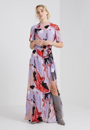 ELENA LONG - Maxi dress - wisteria purple