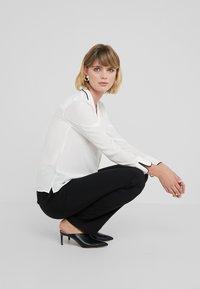HUGO - EMOLA - Button-down blouse - natural - 3