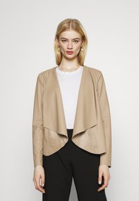 ONLY - ONLLIANA DRAPY JACKET - Summer jacket - silver mink - 0