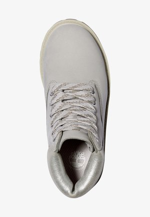 Veterboots - light grey nubuck