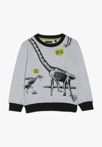 Lemon Beret - SMALL BOYS - Sweater - light grey melange - 0