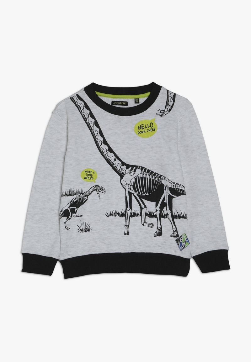 Lemon Beret - SMALL BOYS - Sweater - light grey melange