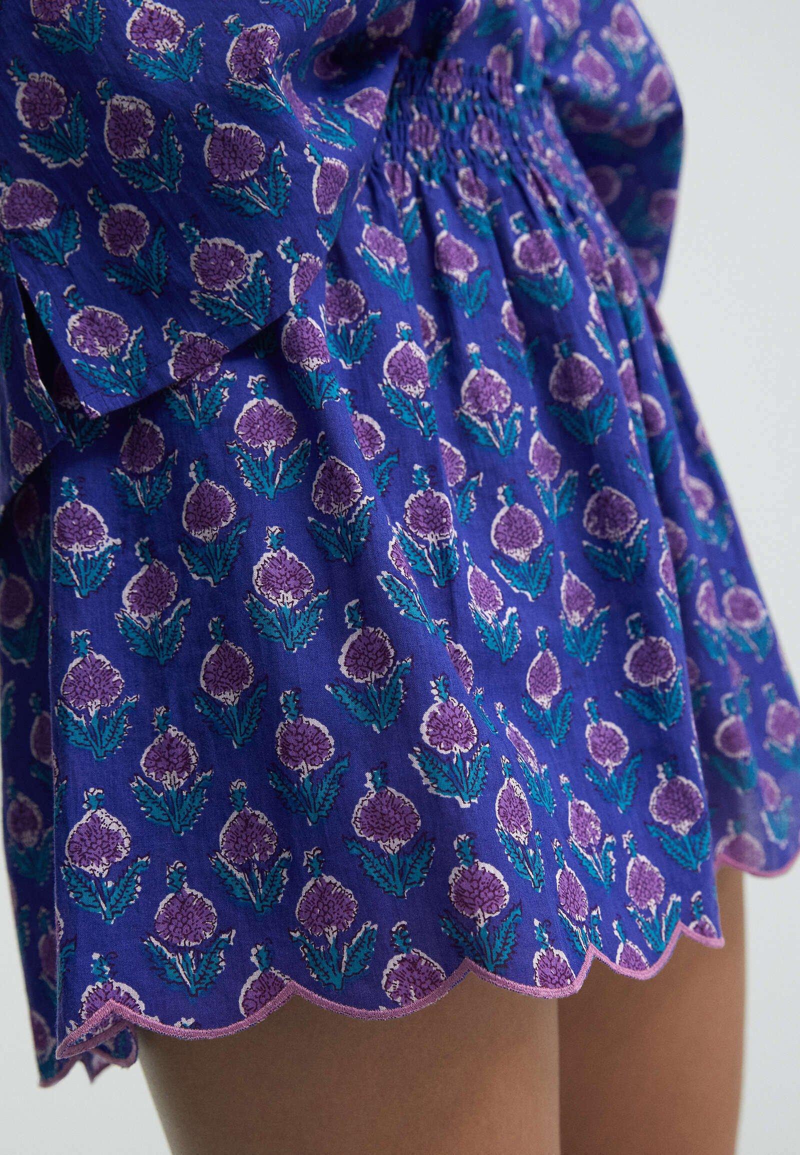Donna ORNAMENTEN IM INDISCHEN STIL - Pantaloni del pigiama