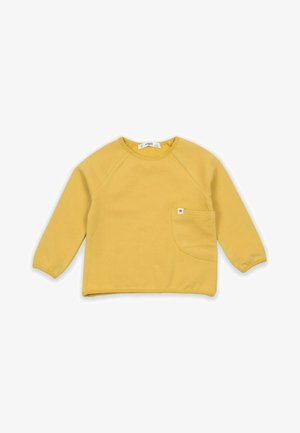 POCKET - Sweater - mustard yellow