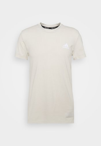 TECH TEE - Basic T-shirt - alumel