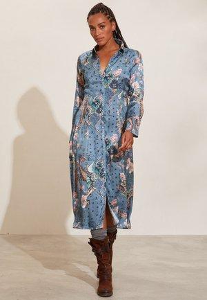 DEMI - Shirt dress - moon blue