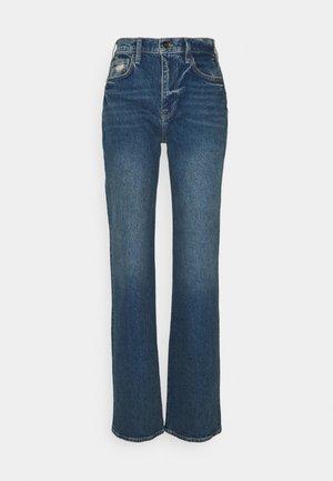 LE JANE - Straight leg jeans - golden road