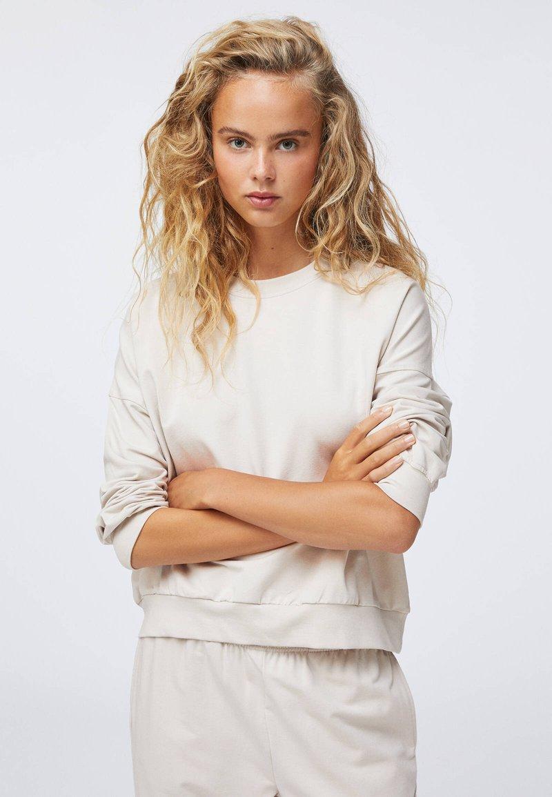 OYSHO - Sweater - beige