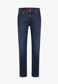 Pierre Cardin - LYON - Straight leg jeans - darkblue - 2