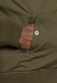 Schott - POWELL - Winter jacket - kaki - 5