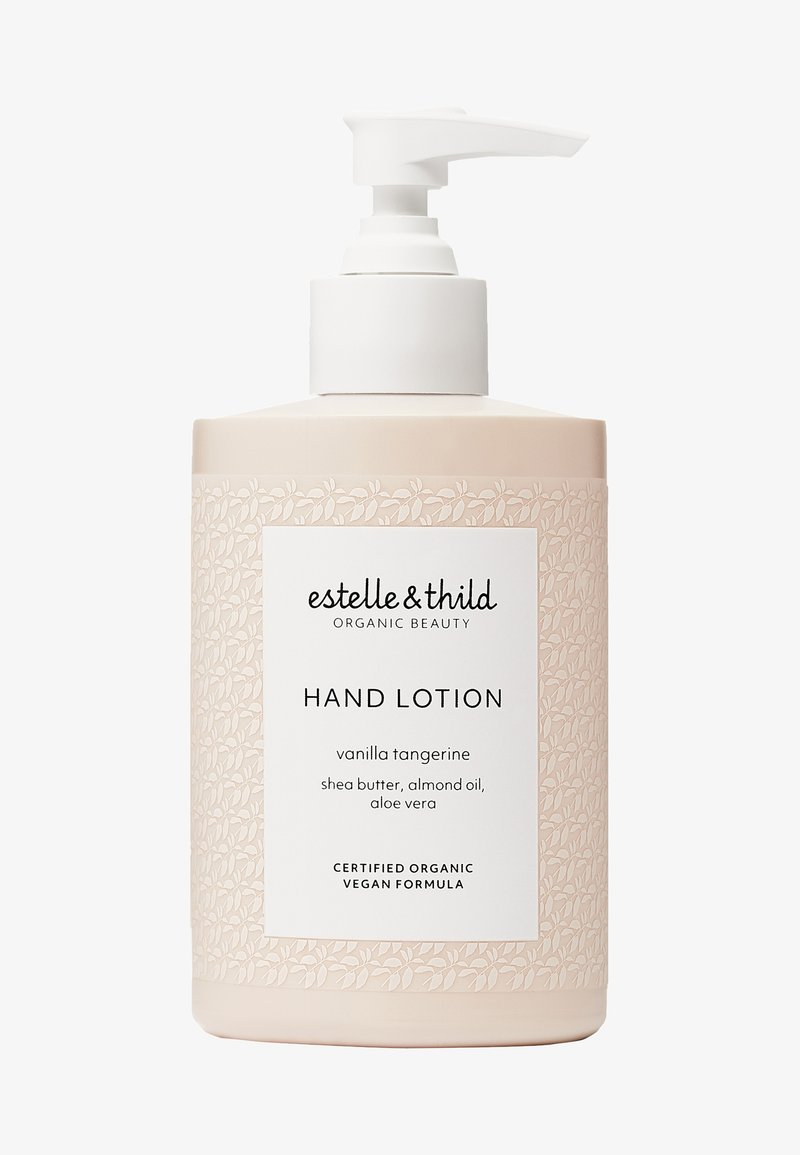 Estelle & Thild - VANILLA TANGERINE HAND LOTION - Hand cream - -
