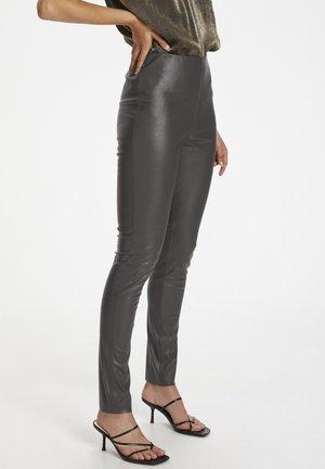 KAYLEE - Leggings - Trousers - raven