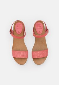 Grand Step Shoes - EDEN - Platform sandals - rosita - 5