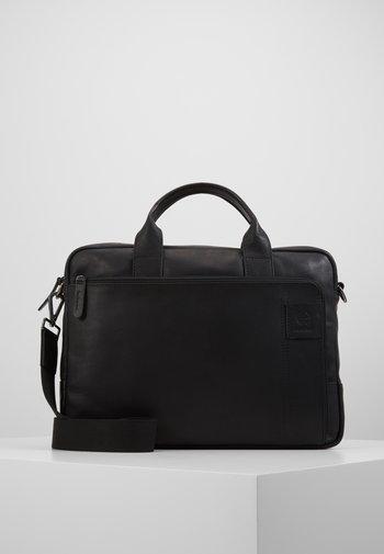 HYDE PARK BRIEFBAG - Briefcase - black