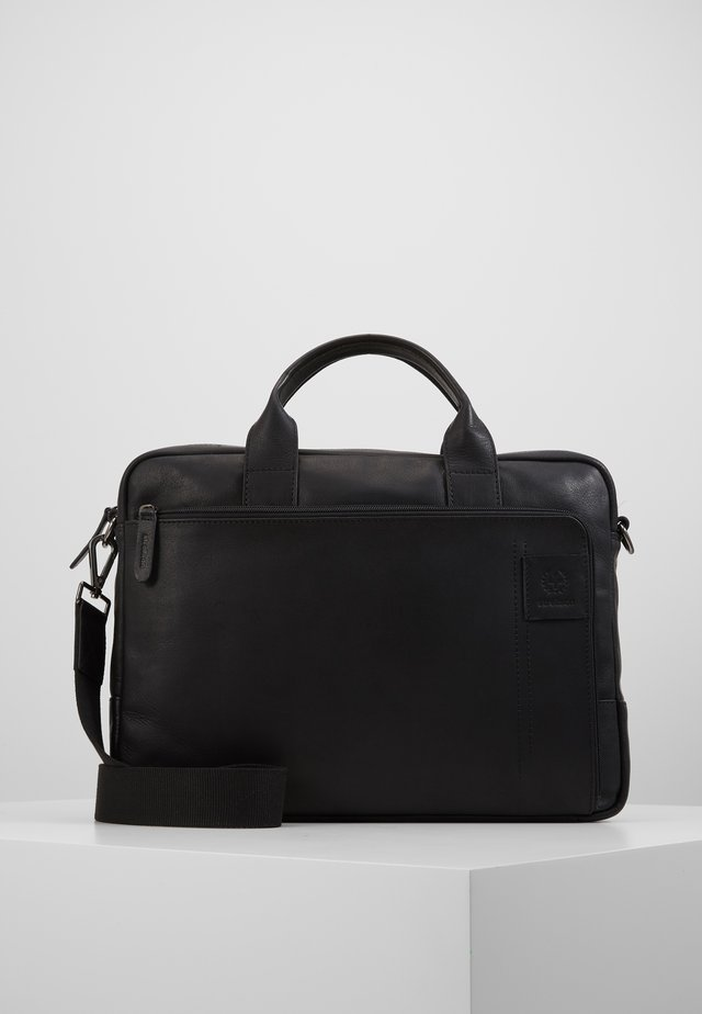 HYDE PARK BRIEFBAG - Aktetas - black
