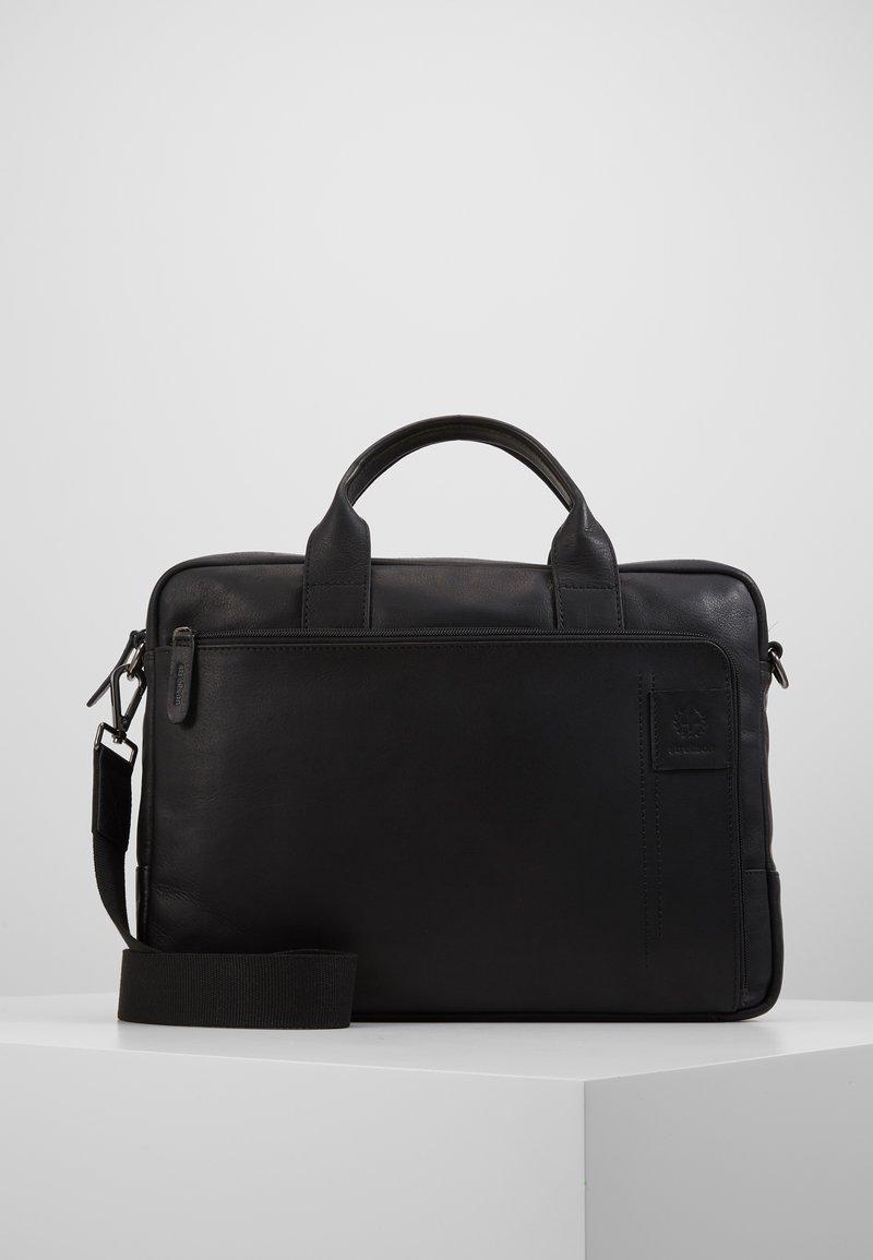 Strellson - HYDE PARK BRIEFBAG - Briefcase - black