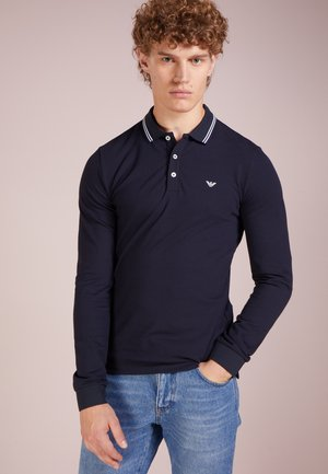 Polo shirt - blu scuro