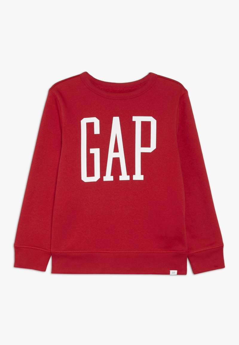 GAP - BOY LOGO - Sudadera - modern red