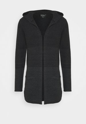 LIVESEY - Cardigan - black