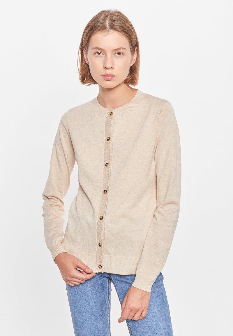 Soft Rebels - Long sleeved top - whitecap gray