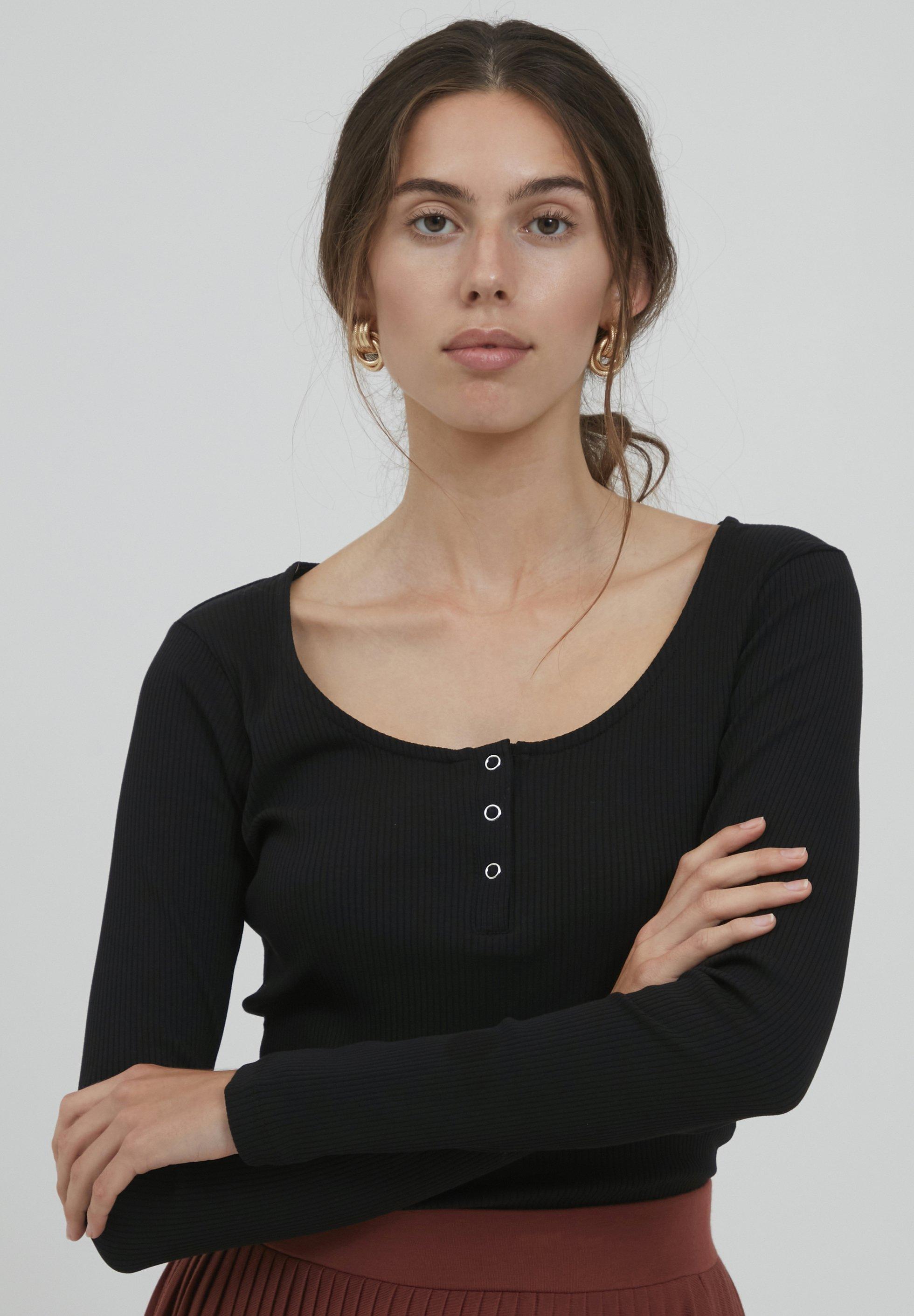 Damen IHSUPER LS - Strickpullover