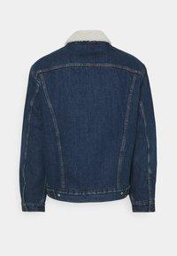 Levi's® - TRUCKER UNISEX - Light jacket - dark stone - 1