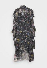 N°21 - RUFFLE SLEEVE DRESS 2-IN-1 - Maxi dress - multi - 6