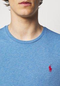 Polo Ralph Lauren - T-shirt basique - pale royal heather - 4