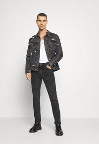Redefined Rebel - BARNEY JACKET - Denim jacket - mid grey - 1