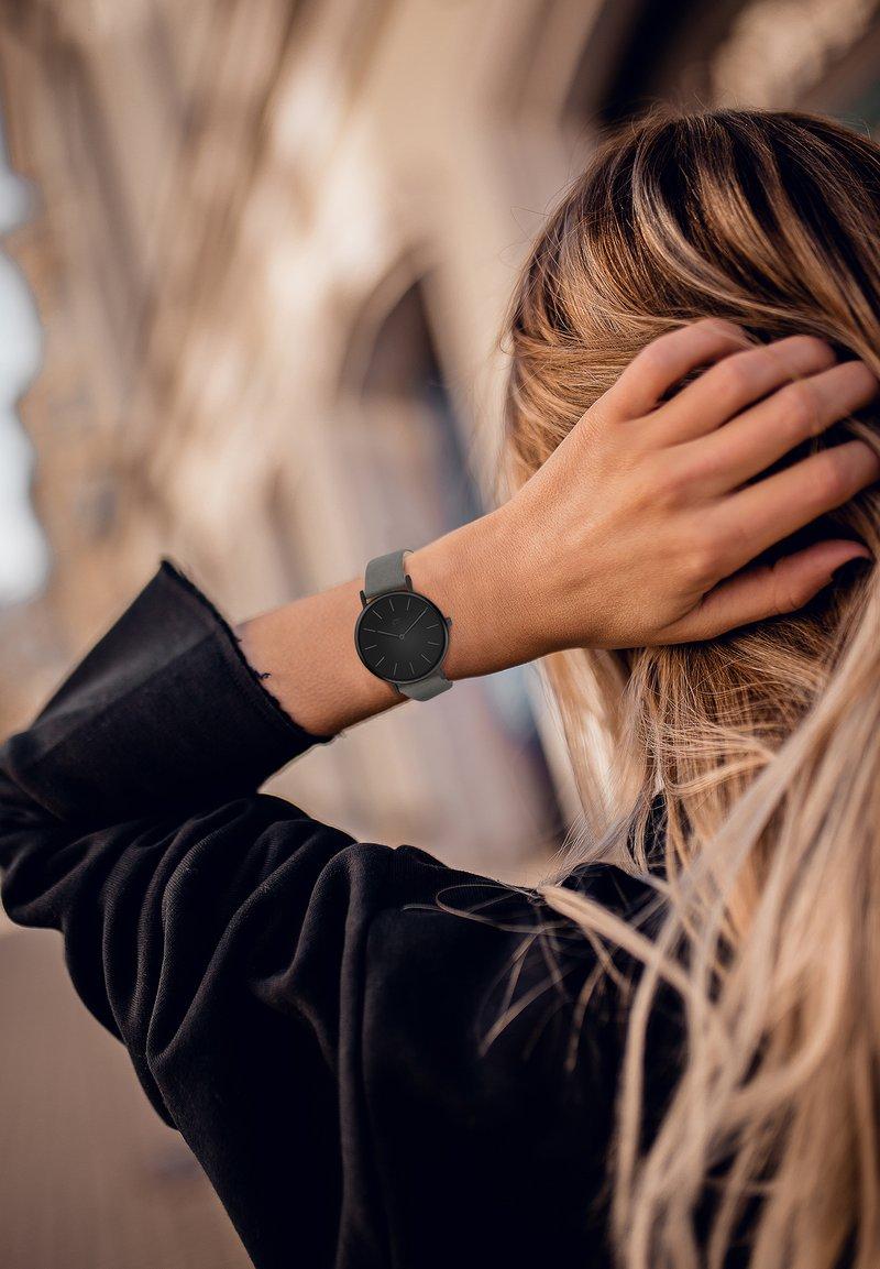 Cool Time - Watch - schwarz / grau