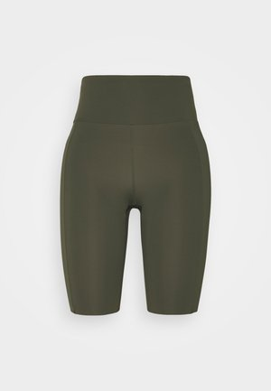 POWER BIKE - Leggings - black olive