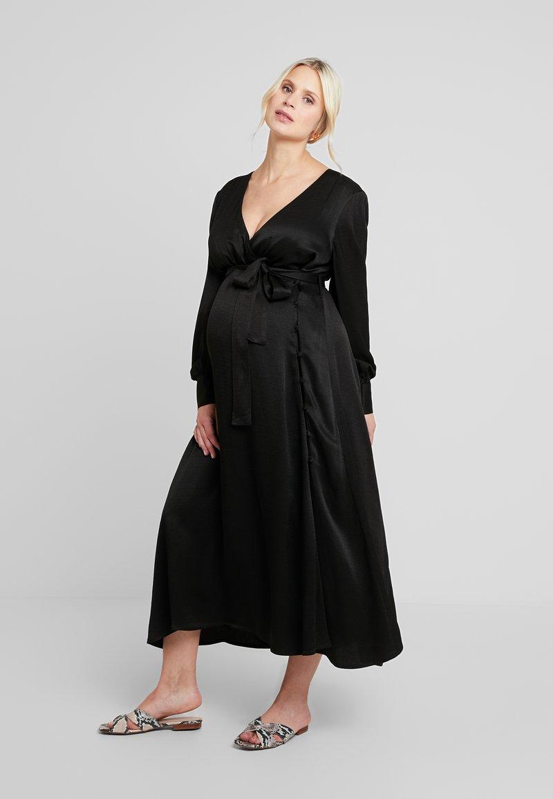 IVY & OAK Maternity - DRESS - Vestito estivo - black