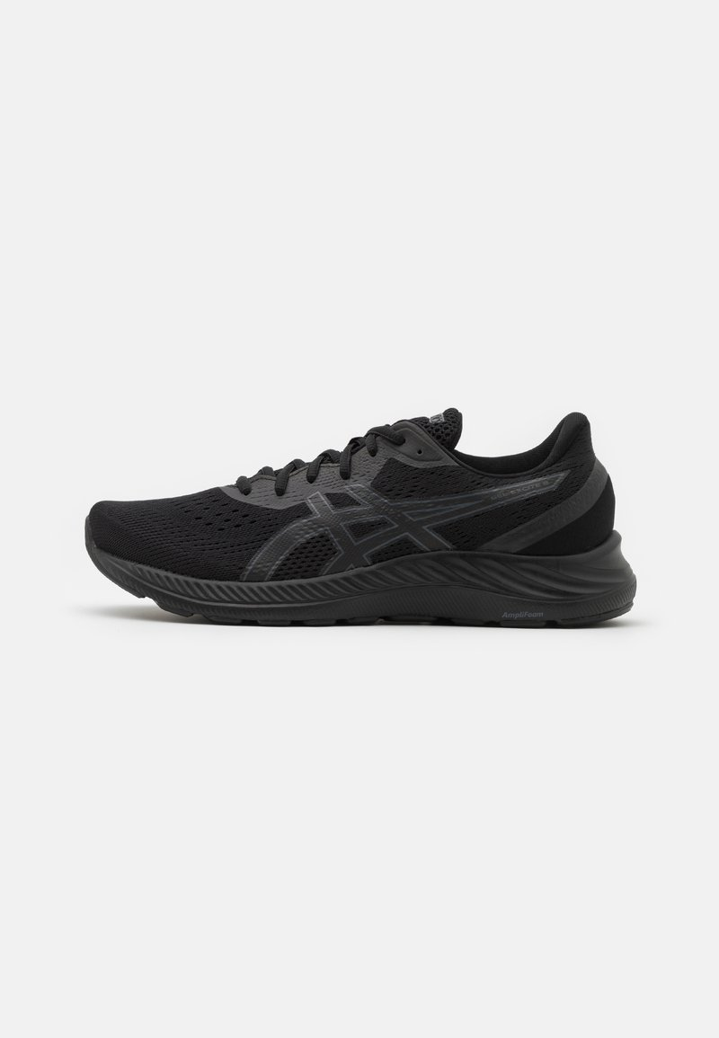 ASICS - GEL EXCITE 8 - Neutral running shoes - black/carrier grey