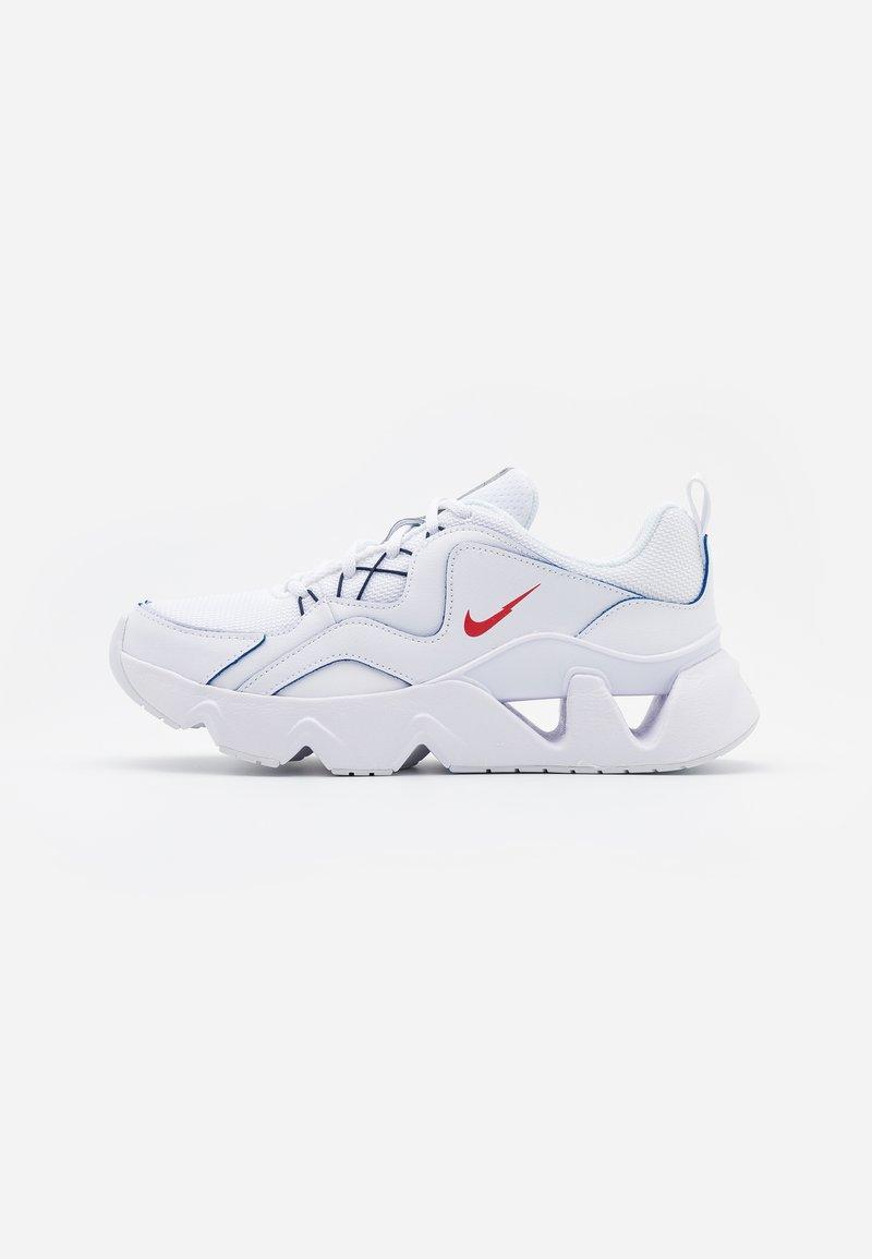 falta documental Recoger hojas  Nike Sportswear RYZ 365 - Zapatillas - white/university red/midnight  navy/blanco - Zalando.es