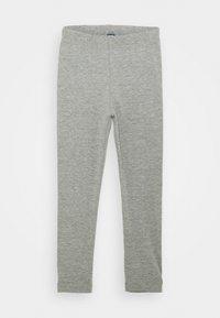 Friboo - 2 PACK - Leggings - Trousers - black iris/grey marl - 1