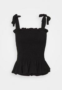 Bruuns Bazaar - CARLA ANNA - Top - black - 4