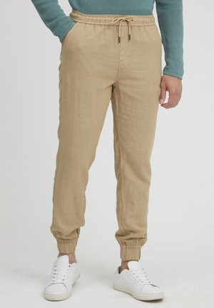 TRUC CUFF - Trousers - twill