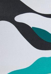 Roxy - BEACH CLASSICS BRALETTE - Horní díl bikin - anthracite paradiso - 2