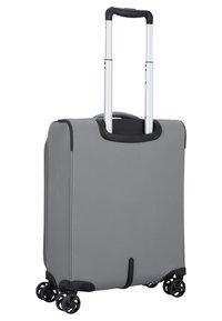 Titan - FOXX  - Wheeled suitcase - silver black - 1
