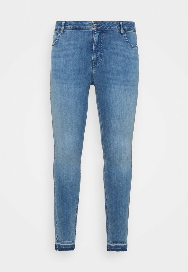 AMY - Jeans Skinny - blue denim