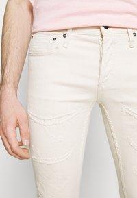 Denham - BOLT - Jeans Skinny Fit - ecru - 3