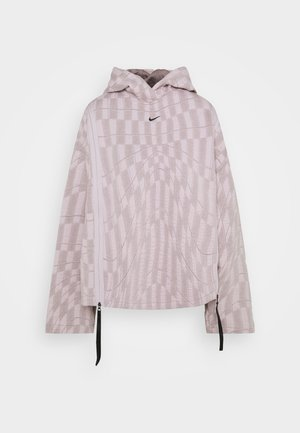 HOODIE - Sweatshirt - platinum violet/taupe haze/black