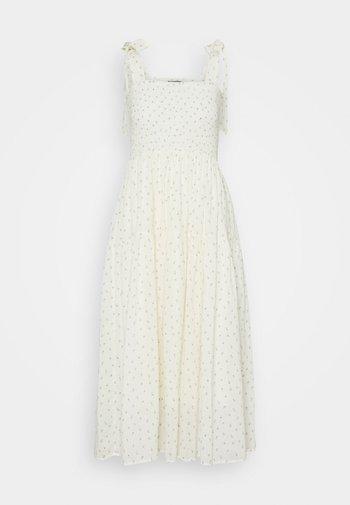 DANDY DRESS - Robe d'été - off white