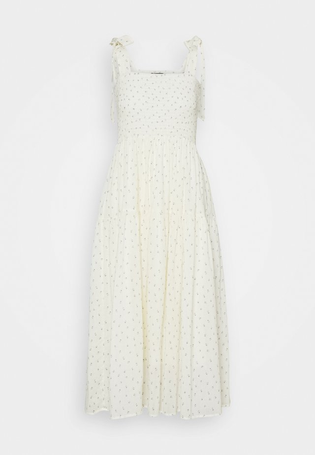 DANDY DRESS - Sukienka letnia - off white