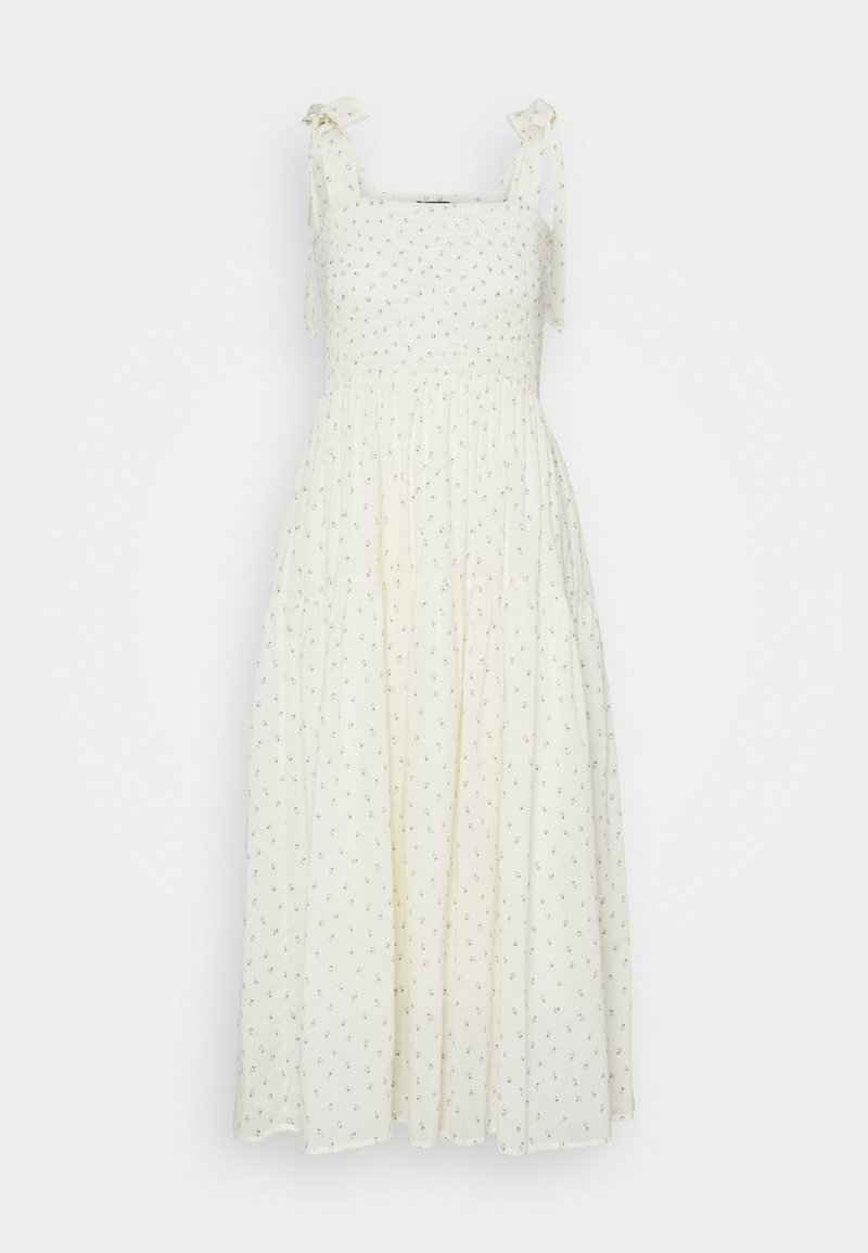 Soaked in Luxury - DANDY DRESS - Day dress - off white